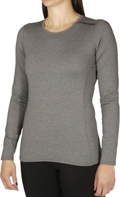 Hot Chillys Women's Micro-Elite Chamois 8K Crewneck Top