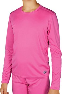 Hot Chillys Youth Peachskins Crewneck Top