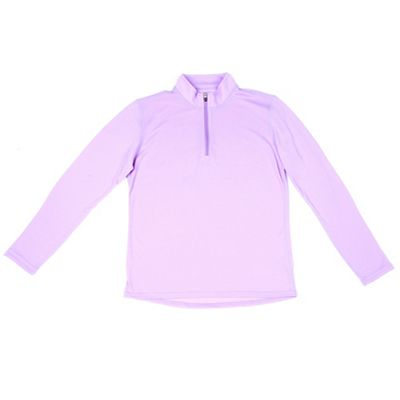 Hot Chillys Youth Pepper Skins Zip Tee