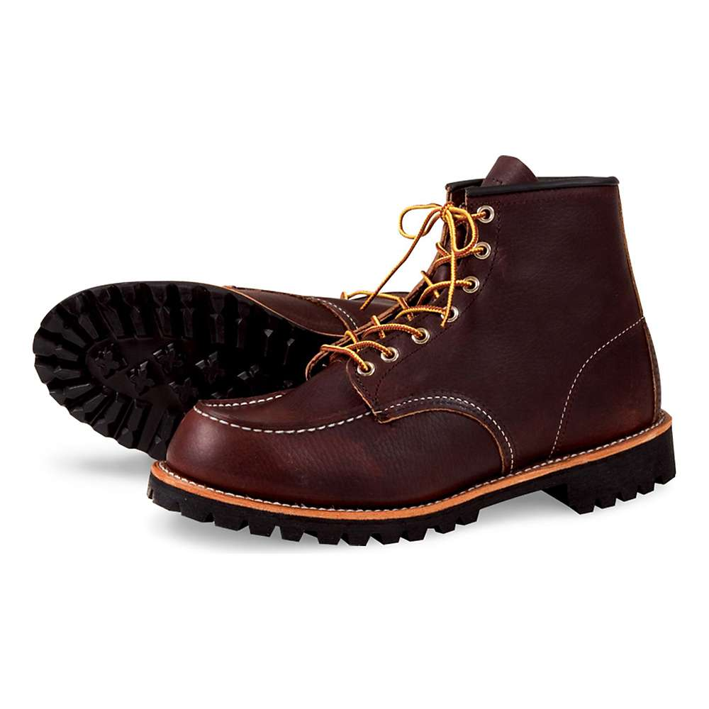Red Wing Heritage Men's 8146 6-Inch Moc Toe Boot - at Moosejaw.com