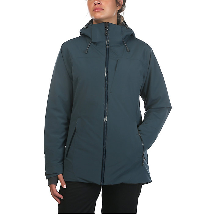 b3d694c02 Moosejaw Women's Mt. Elliott Insulated Waterproof Jacket - Moosejaw