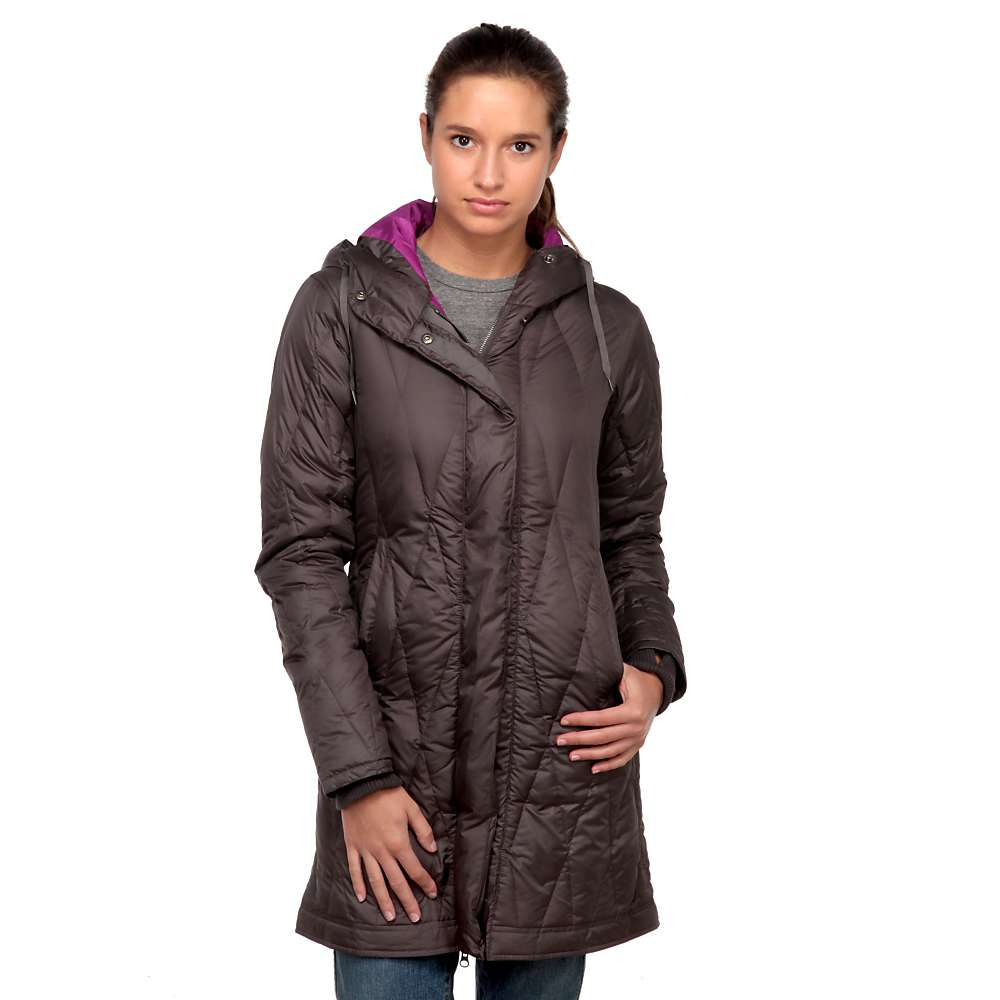 Moosejaw Women's Woodward Long Down Jacket - at Moosejaw.com