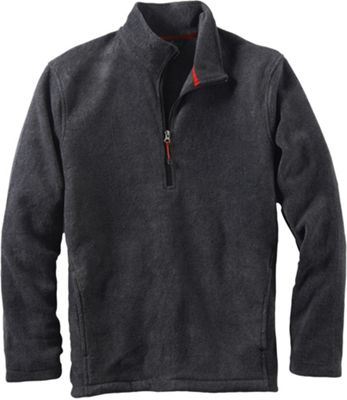 Woolrich Men's Andes Fleece Half Zip Jacket