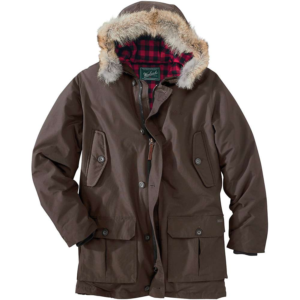 c3388b42e612 Woolrich Men's Arctic Parka - Mountain Steals