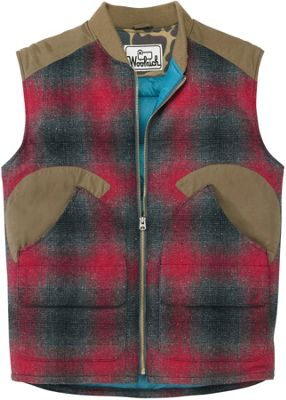 Woolrich Men's The Mix-Up Down Vest
