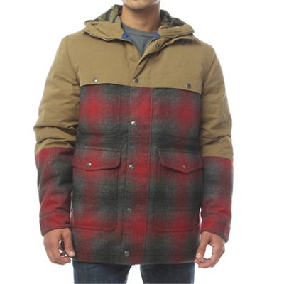 Woolrich Men's The Mix-Up Wool Jacket
