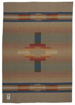 Woolrich Pearce Morning Star Blanket