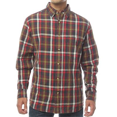 Woolrich Men's Red Creek Long Sleeve Shirt