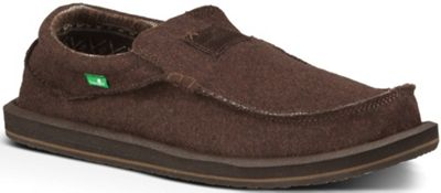 Sanuk Men's Kyoto Felt Shoe