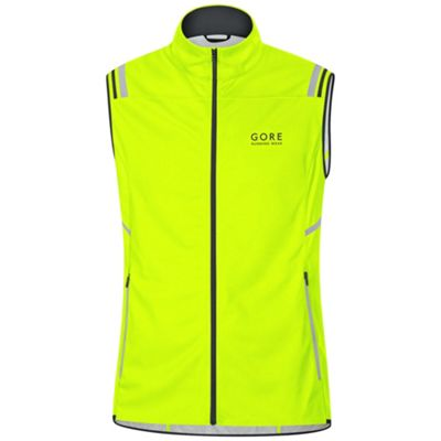 Gore Running Wear Men's Mythos 2.0 Windstopper Softshell Light Vest