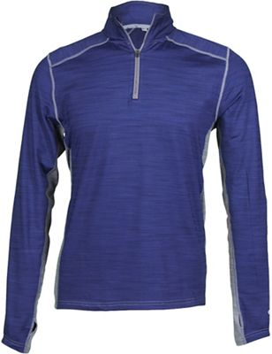 Club Ride Men's Razz Zip Neck Shirt