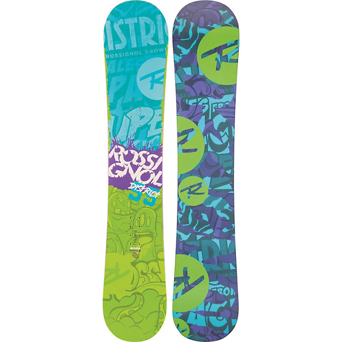fc61b44e308 Rossignol District Amptek Snowboard 159 - Men s - Moosejaw