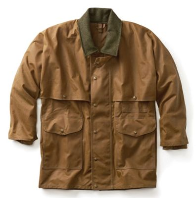 Filson Men's Tin Cloth Packer Coat