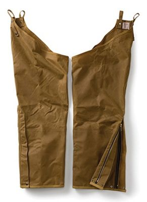 Filson Men's Double Tin Chaps with Leg Zippers