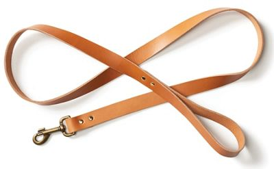 Filson Leather Dog Leash