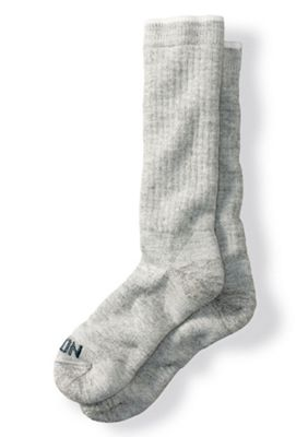 Filson Men's Midweight Traditional Crew Sock