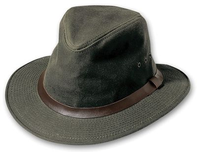 Filson Shelter Cloth Packer Hat