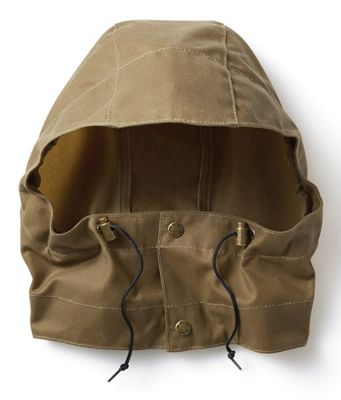 Filson Tin Cloth Packer Hood