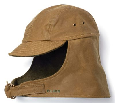 Filson Tin Cloth Wildfowl Hat