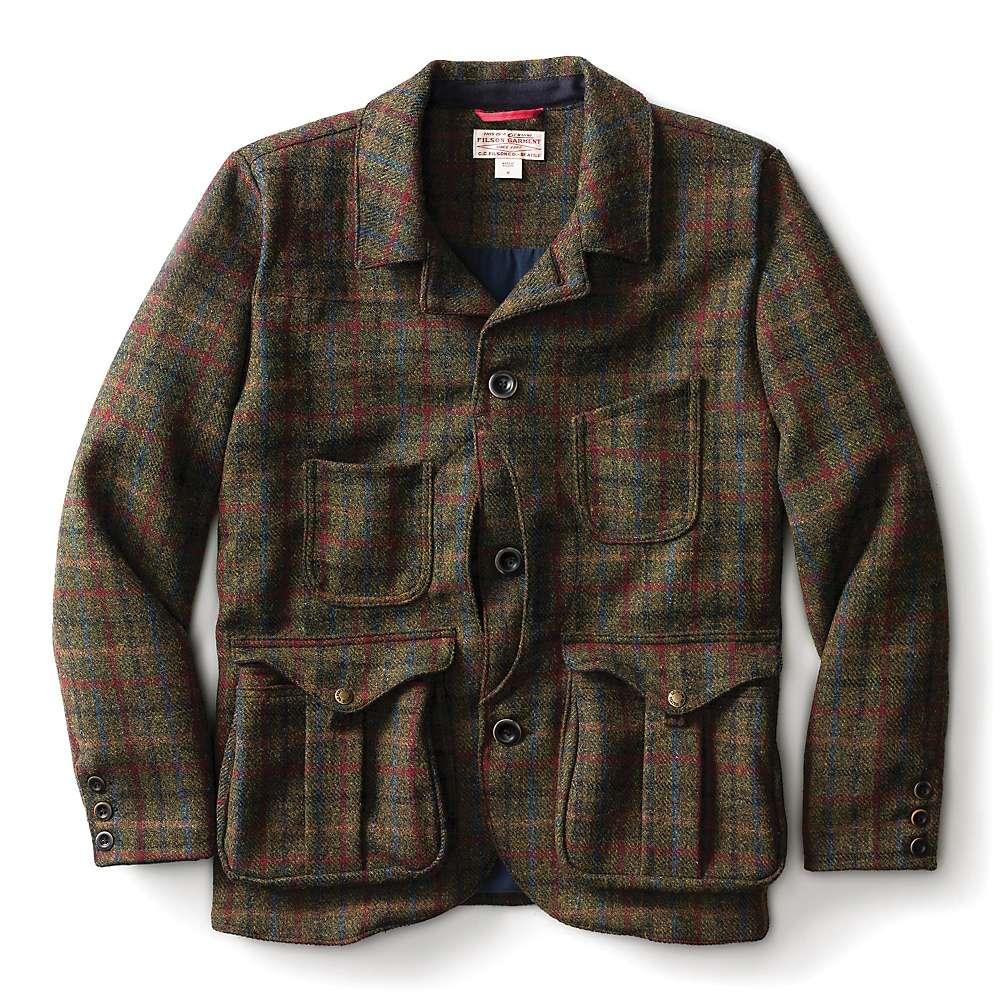 Filson Men's Tweed Guide Work Jacket