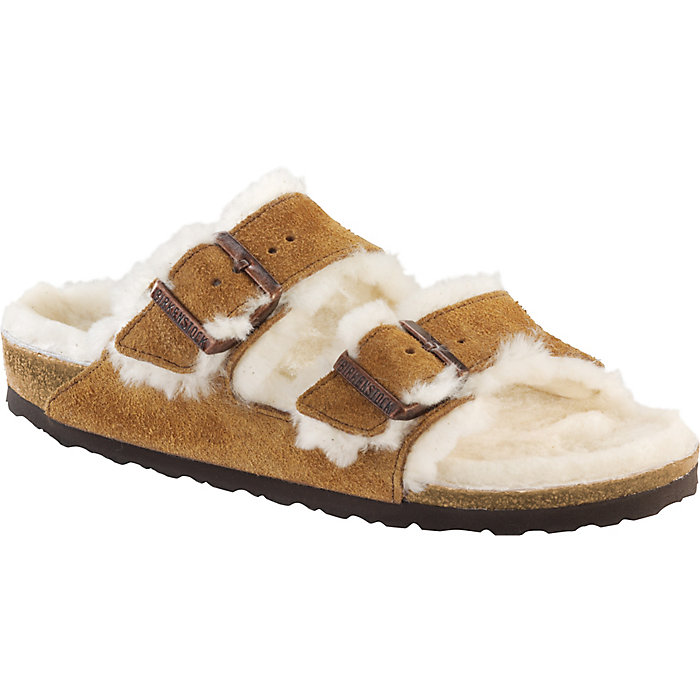 e7056076dbb Birkenstock Women s Arizona Shearling Lined Sandal - Moosejaw