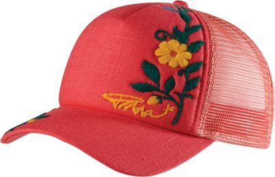 Prana Women's Embroidered Trucker Cap