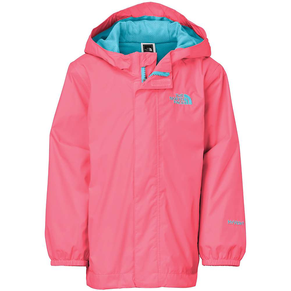 The North Face Toddler Girls' Tailout Rain Jacket - at Moosejaw.com