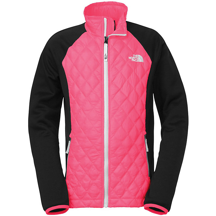 50f6bb9ec The North Face Girls' Thermoball Hybrid Jacket - Moosejaw