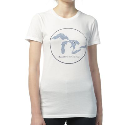 Moosejaw Women's MJ x Great Lakes Proud CO-LAB Tee
