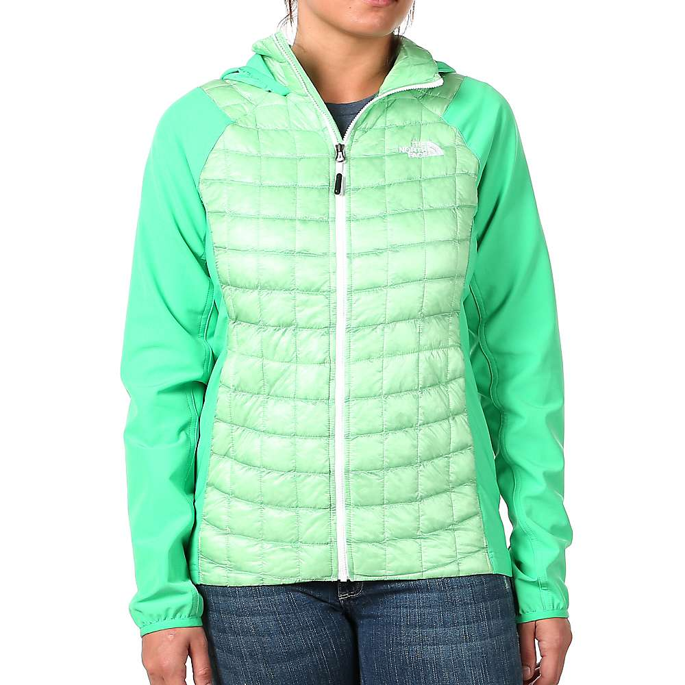 dbc878062 The North Face Women's ThermoBall Hybrid Hoodie - Moosejaw