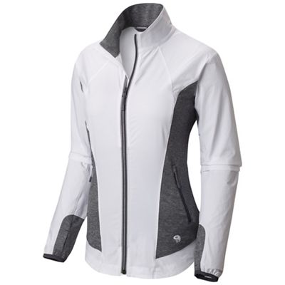 Mountain Hardwear Women's Mighty Power Hybrid Jacket