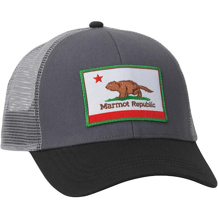76dfa80c5d7 Marmot Republic Trucker Hat - Moosejaw