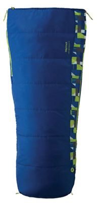 Marmot Kids' Mavericks 40 Semi Rec Sleeping Bag