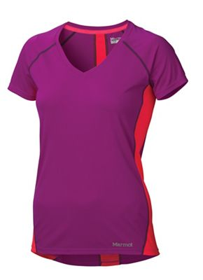 Marmot Women's Zeal SS Top