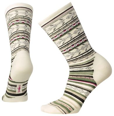 Smartwool Women's Ethno Graphic Crew Sock