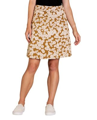 Toad & Co Women's Chaka Skirt