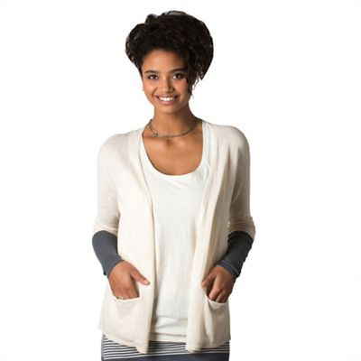 Toad & Co Women's Postcard Cardigan Sweater