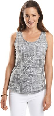Woolrich Women's Center Line Printed Tank