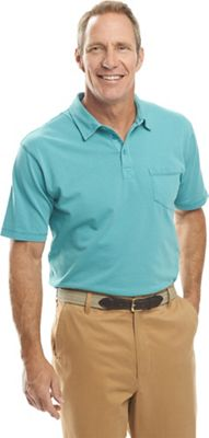 Woolrich Men's First Forks One-Pocket Polo Tee