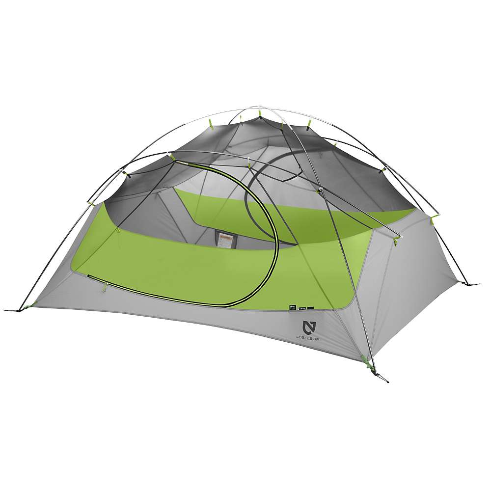 Nemo Losi LS 3P Tent  sc 1 st  Moosejaw & 3 Person Tents | 3 Man Tents | Three Person Tents