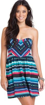 Billabong Women's Spread the News-Multi Dress