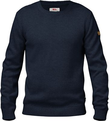 Fjallraven Men's Ovik Knit Crew Sweater