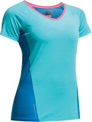 Icebreaker Cool-Lite Spark SS V Neck Top