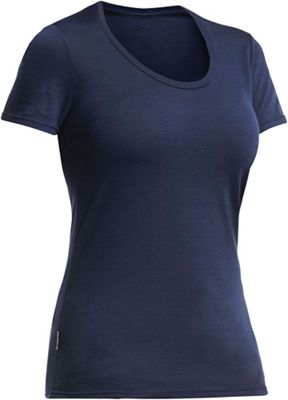 Icebreaker Women's Tech Lite SS Scoop Top
