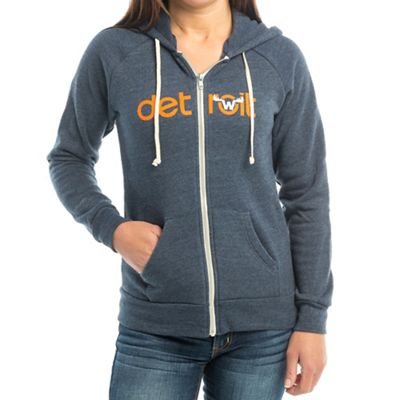 Moosejaw Women's Fearsome Foley Tri-Blend Zip Hoody