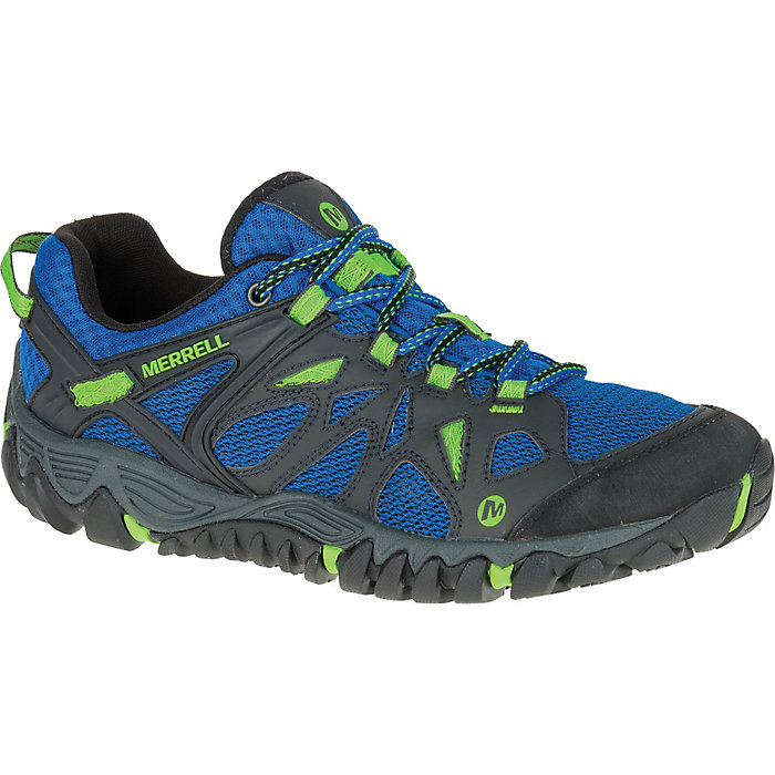 744e64bfd1 Merrell Men's All Out Blaze Aero Sport Shoe - Moosejaw