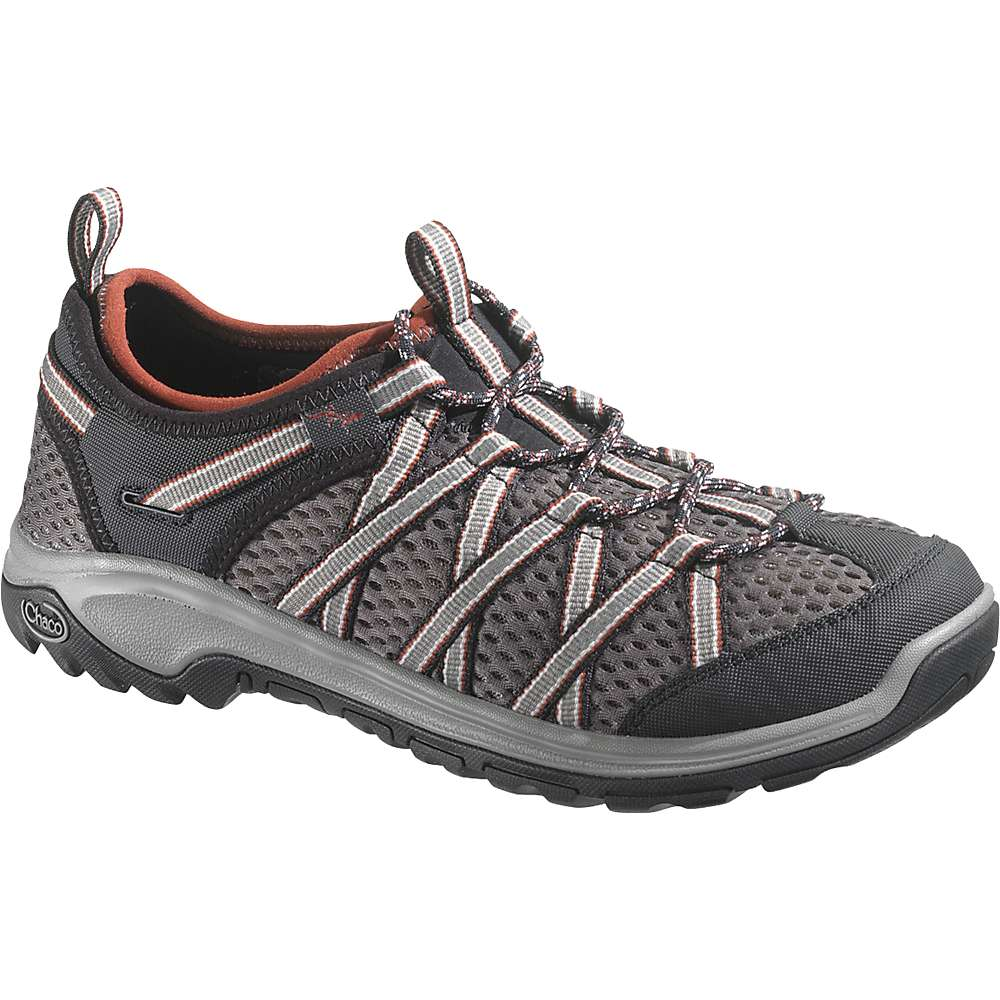 Mens Chaco Hiking Boots And Shoes. Chaco Men's Outcross EVO 2 Shoe. Quarry  · Quarry. 0:00
