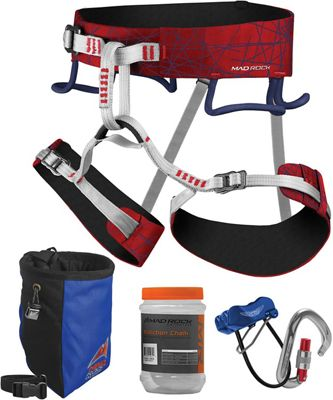 Mad Rock Mars Harness Deluxe Package