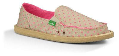 Sanuk Women's Hot Dotty Shoe