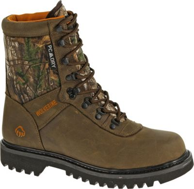 Wolverine Men's Big Horn Waterproof Insulated Boot